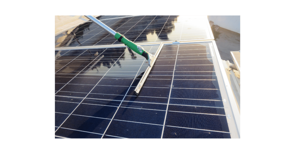 Solar Panels Cleaning 1