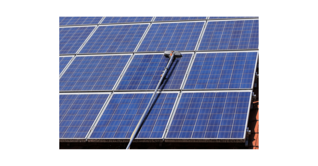Solar Panels Cleaning 2