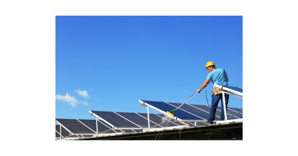Solar Panels Cleaning 5
