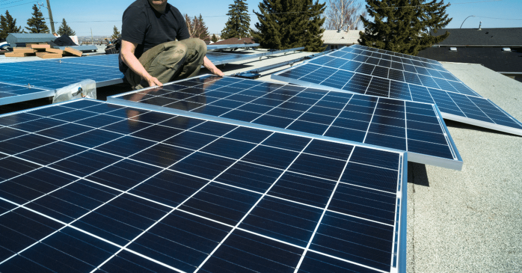 how to mount solar panels on a roof 3