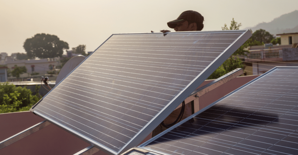 how to mount solar panels on a roof 4