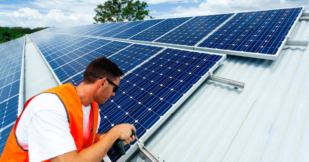 how to mount solar panels on a roof 5
