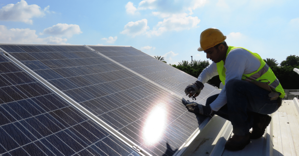 how to mount solar panels on a roof 7