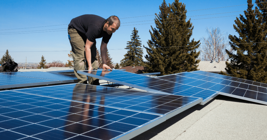 how to mount solar panels on a roof 8