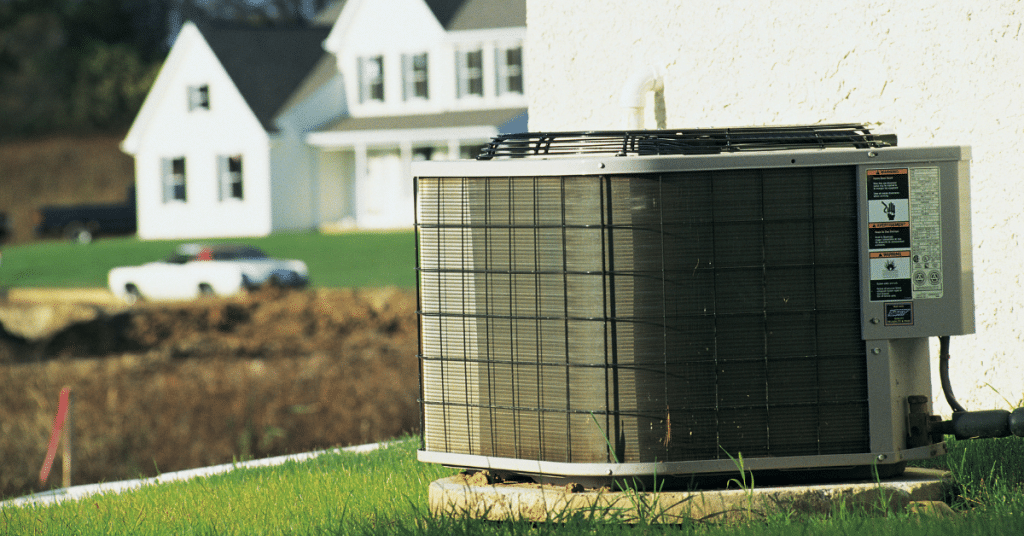 central air conditioner 1